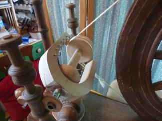 spinning wheel repairs