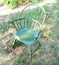first windsor chair