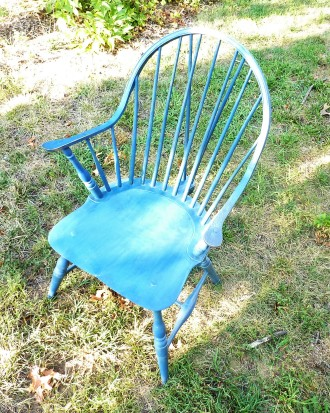 3rd windsor chair